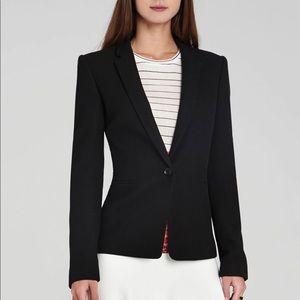 BCBGMAXAZRIA  Slim Classic black blazer
